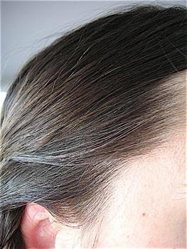 Fo ti gray hair