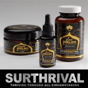pine pollen powder, pine tree powder, pine pollen tincture, surthrival pine pollen, pine pollen benefits